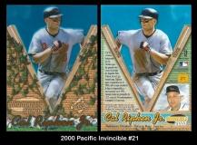 2000 Pacific Invincible #21