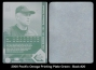 2000 Pacific Omega Printing Plate Green - Back #20