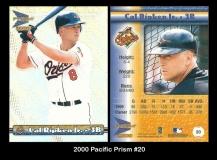 2000 Pacific Prism #20