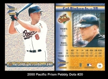 2000 Pacific Prism Pebbly Dots #20
