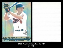 2000 Pacific Prism Proofs #20