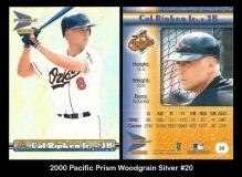2000 Pacific Prism Wood Grain Silver #20
