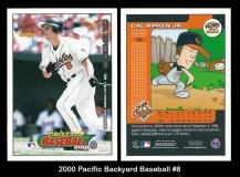 2000 Pacific Backyard Baseball #8