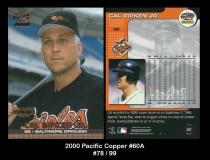 2000 Pacific Copper #60A