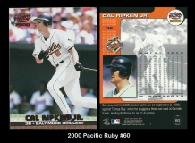 2000 Pacific Ruby #60
