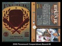 2000 Paramount Cooperstown Bound #2