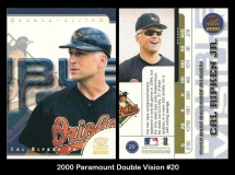 2000 Paramount Double Vision #20