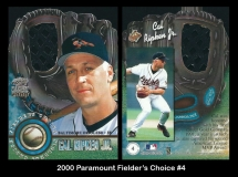 2000 Paramount Fielders Choice #4