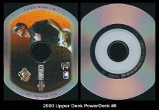 2000 Upper Deck PoweDeck #8