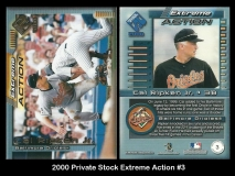 2000 Private Stock Extreme Action #3