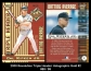 2000 Revolution Triple Header Holographic Gold #2