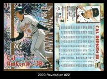 2000 Revolution #22