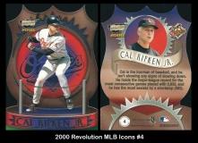 2000 Revolution MLB Icons #4