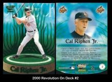 2000 Revolution On Deck #2