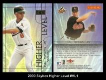 2000 Skybox Higher Level #HL1