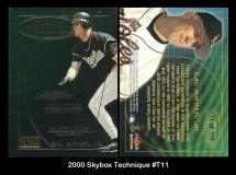 2000 Skybox Technique #T11