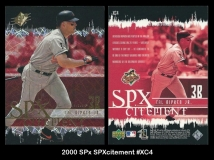 2000 SPx SPXcitement #XC4