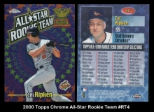 2000 Topps Chrome All-Star Rookie Team #RT4