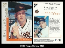 2000 Topps Gallery #120
