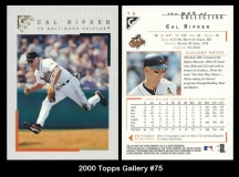 2000 Topps Gallery #75
