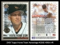 2000 Topps Home Team Advantage #238E 400th HR
