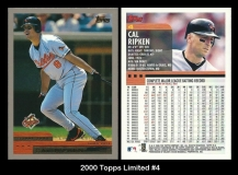 2000 Topps Limited #4