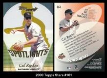 2000 Topps Stars #161