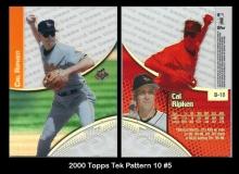 2000 Topps Tek Pattern 10 #5