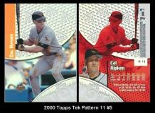2000 Topps Tek Pattern 11 #5
