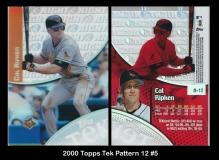 2000 Topps Tek Pattern 12 #5