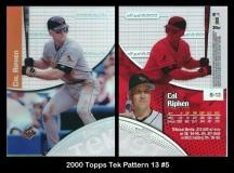 2000 Topps Tek Pattern 13 #5