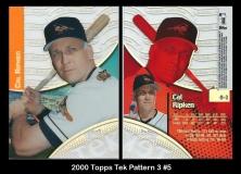 2000 Topps Tek Pattern 3 #5