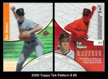 2000 Topps Tek Pattern 8 #5