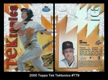 2000 Topps Tek Tektonics #TT9