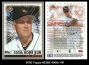 2000 Topps #238E 400th HR