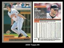 2000 Topps #4