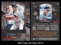 2000 Topps All-Topps #AT15