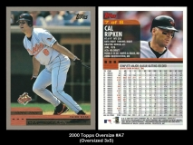 2000 Topps Oversize #A7