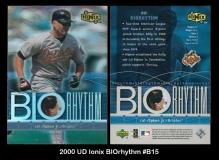 2000 UD Ionix BIOrhythm #B15