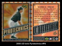 2000 UD Ionix Pyrotechnics #P8