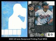 2000 UD Ionix Reciprocal Printing Proof #R35