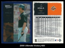 2000 Ultimate Victory #20