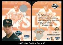 2000 Ultra Feel the Game #6