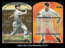 2000 Ultra Gold Medallion #170