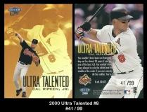 2000 Ultra Talented #8