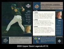 2000 Upper Deck Legends #115