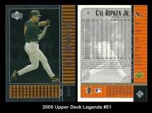 2000 Upper Deck Legends #51