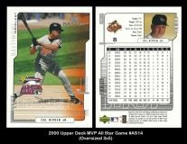 2000 Upper Deck MVP All Star Game #AS14