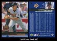 2000 Upper Deck #57