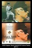 2000 Upper Deck HoloGrFX Future Fame #FF11